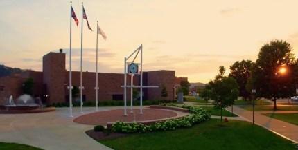 Shawnee State University in Ohio where professor Nicholas Meriwether works