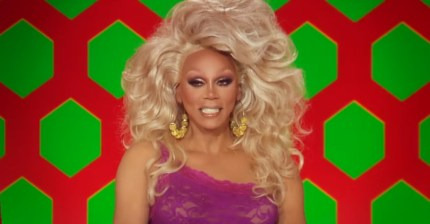 Best LGBT quotes 2018: RuPaul appears on the RuPaul's Drag Race Holi-Slay Spectacular