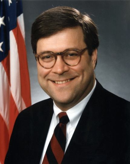 Attorney General nominee William Barr