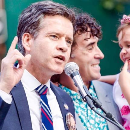 New York senator Brad Hoylman