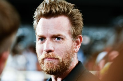 Ewan McGregor, who is featured on a list of the 10 biggest penises in hollywood
