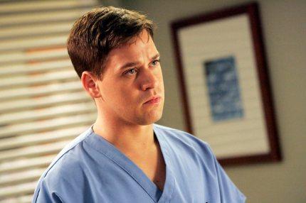 T.R Knight, Grey's Anatomy, George O Malley