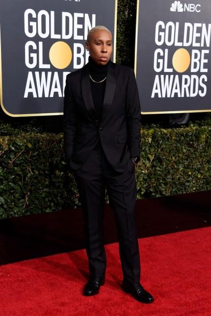 Golden Globes 2019 Lena Waithe