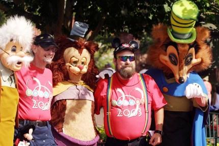 """""""Gay Days"""" weekend organized by Gay Days Inc. June 7, 2003 in Orlando, Florida."""