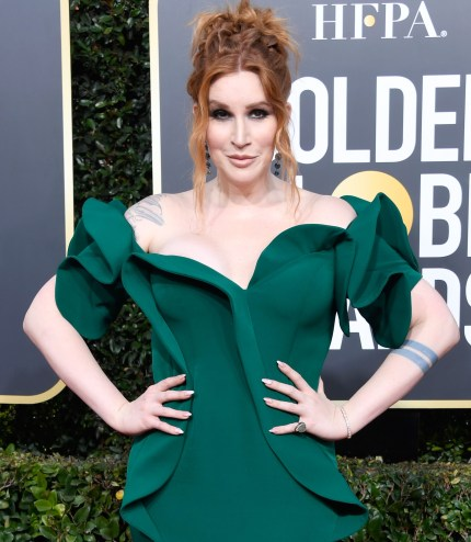 Our Lady J attends the 76th Annual Golden Globe Awards