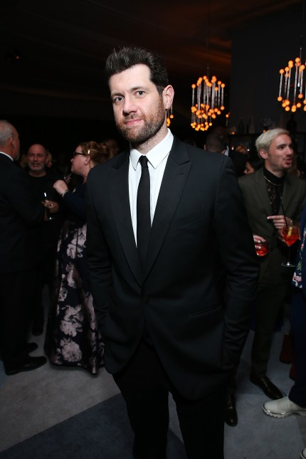 Billy Eichner, who was on The Bachelor this week, attends the 2018 Netflix Emmy After-Party at NeueHouse Hollywood on September 17, 2018 in Los Angeles, California