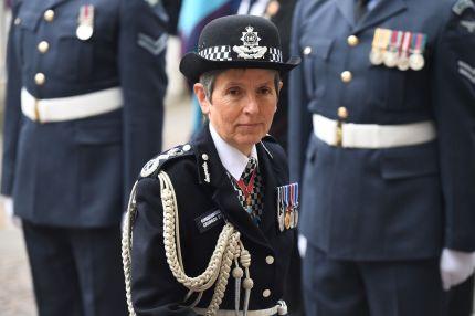 Commissioner of the Metropolitan Police Service, Cressida Dick