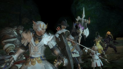 Players of Final Fantasy XIV