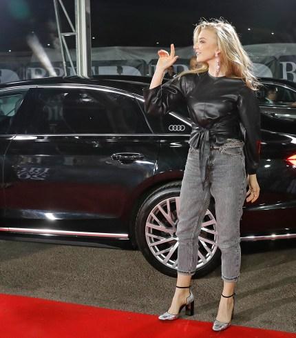 Photo of Natalie Dormer at the BRIT Awards