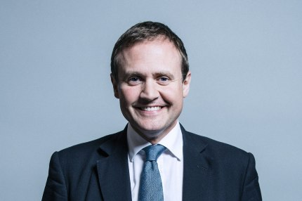 Conservative MP Tom Tugendhat