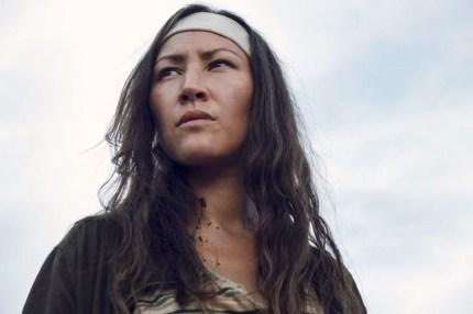 Eleanor Matsuura, who plays Yumiko on The Walking Dead