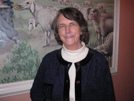 Republican candidate Fern Shubert
