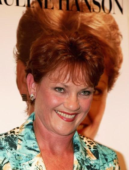 Pauline Hanson defends Milo over Australia ban.
