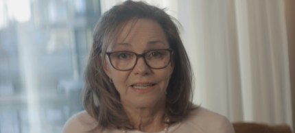 Sally Field stars in the HRC video