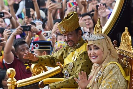 Brunei foreign minister says gay executions are 'unlikely' despite new law