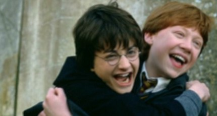Harry Potter will have a love affair with Ron Weasley in a new spin-off series.