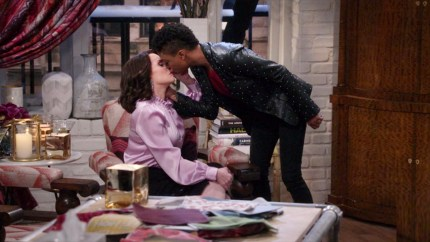 Megan Mullally and Samira Wiley, who will also appear on the final two episodes of this season of NBC show Will & Grace.
