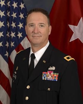 California National Guard Major General Matthew Beevers