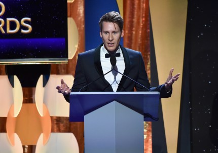 Dustin Lance Black was raised as a Mormon