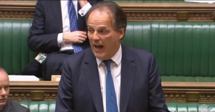 Tory MP Mark Field said that the Sultan of Brunei had gotten 'a little more devout'