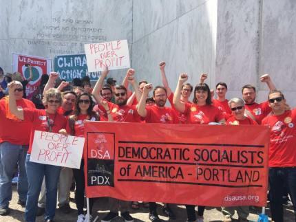 Portland Democratic Socialists of America
