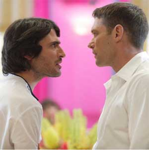 Syed and Christian are set to tie the knot