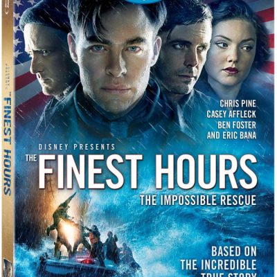 The Finest Hours – On Blu-ray and Digital HD May 24  #TheFinestHours