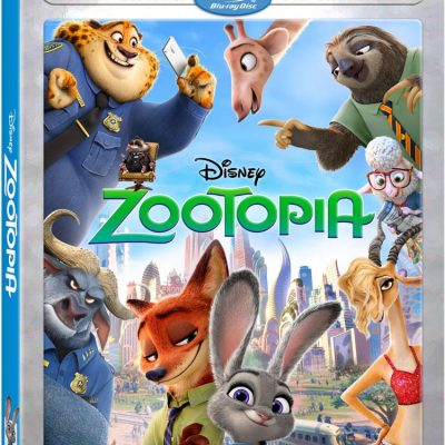 Zootopia ~ Arrives Home on June 7 via Digital HD, Blu-ray and Disney Movies Anywhere  #Zootopia