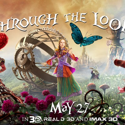 ALICE THROUGH THE LOOKING GLASS ~ MOVIE MADNESS!! #ThroughTheLookingGlass