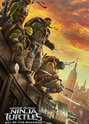 Teenage Mutant Ninja Turtles: Out of the Shadows ~ #TMNT2