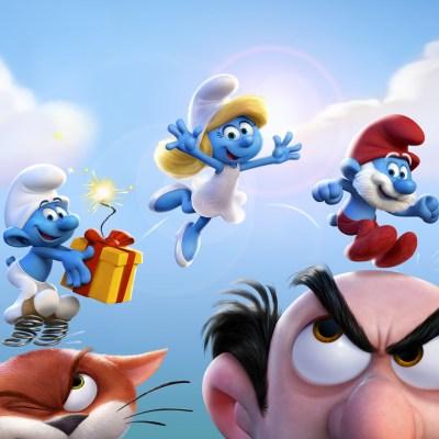 SMURFS: THE LOST VILLAGE Trailer  #SmurfsMovie
