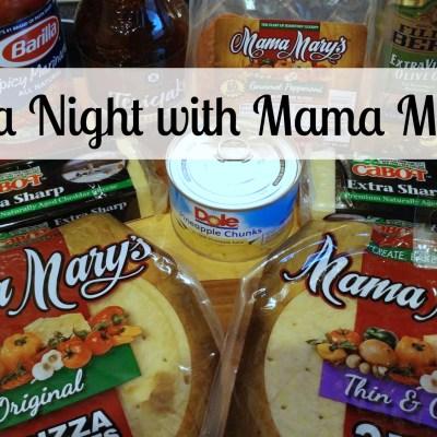 Pizza Night with Mama Mary's