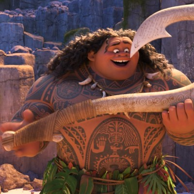 Moana Movie Review ~ A MUST SEE!