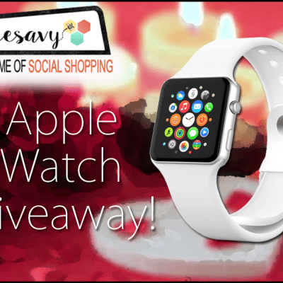 Apple Watch Giveaway {US | Ends 02/24}
