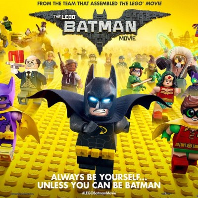 Lego Batman ~ Movie Review