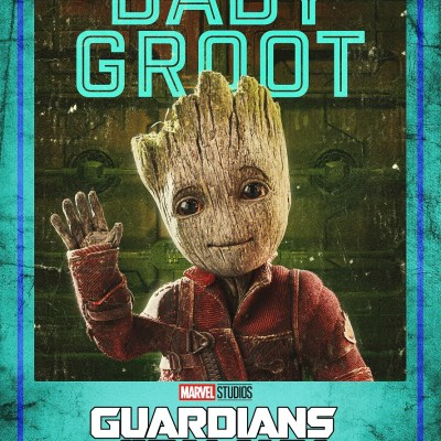 GUARDIANS OF THE GALAXY VOL. 2 – Special Look and Character Posters!