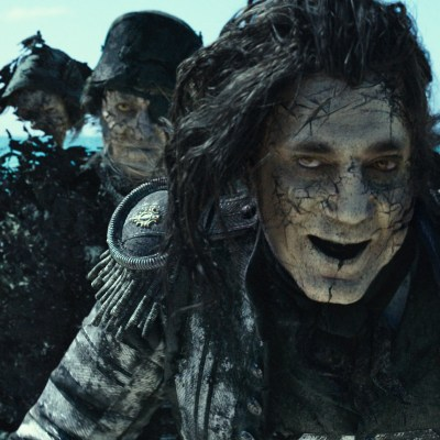 """EXCLUSIVE INTERVIEW: Javier Bardem (""""Captain Salazar"""") PIRATES OF THE CARIBBEAN: DEAD MEN TELL NO TALES"""