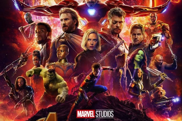 Marvel's Avengers: Infinity War ~ Movie Review