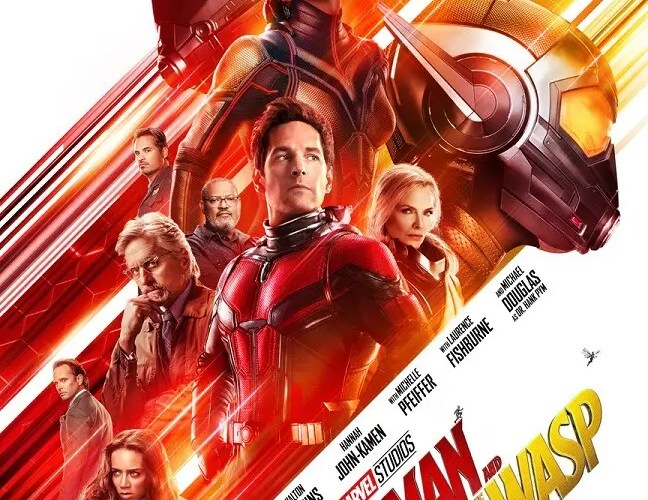 ANT-MAN AND THE WASP – New Trailer & Poster!!!