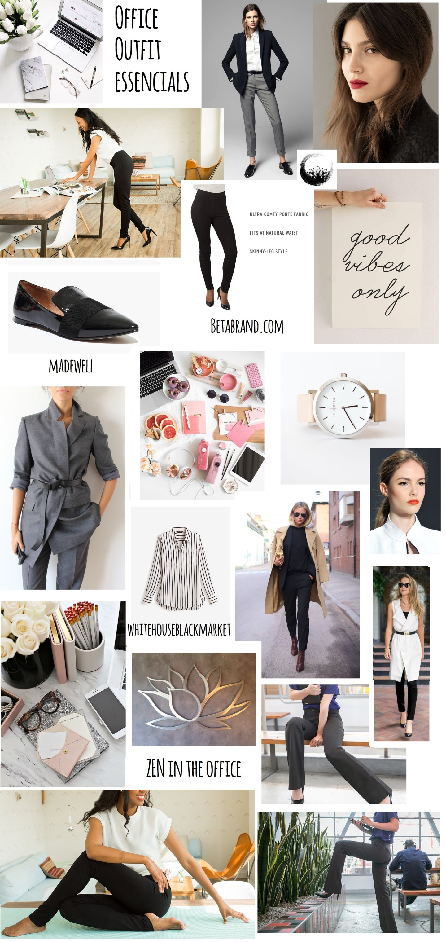 Trendy-office-outfit-essencials