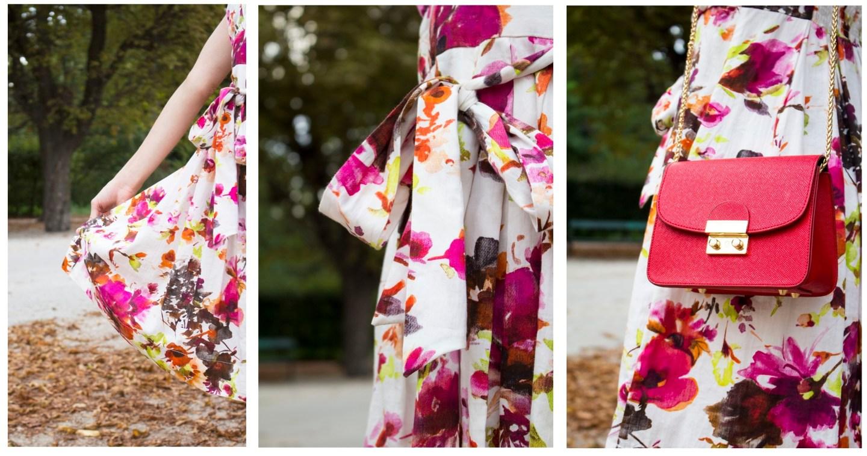 floral-dress-bow-details