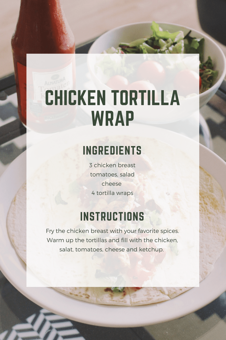 Pinterest tortilla recipe