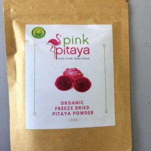 Organic Freeze Dried Pink Pitaya Powder