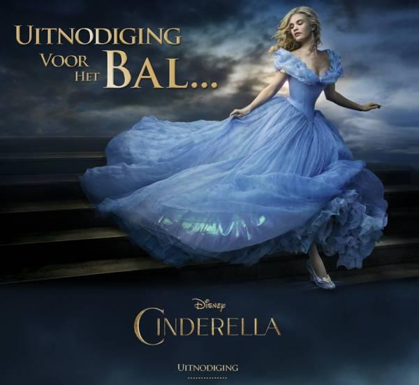 CinderellaPremiere e1426520804399 - Cinderella; een modern sprookje