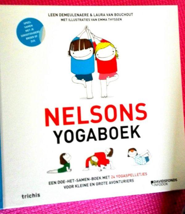 nelson's yoga boek