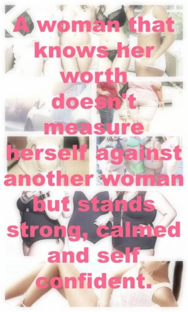 dikkevrouwen - Dikke vrouwen vs Dunne vrouwen