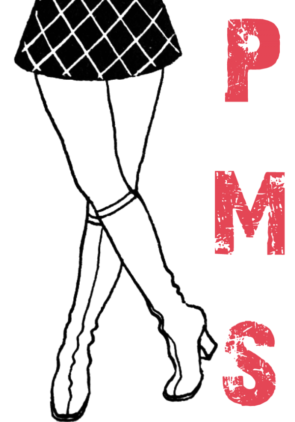 pms 600x857 - PMS ( pissige maand syndroom)
