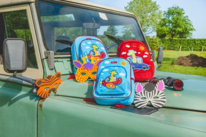 Vrooom collectie - WINACTIE! Wij zijn verliefd op de Kidzroom tassen