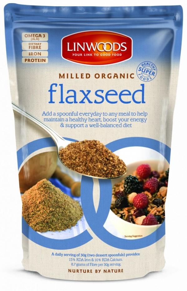 flaxseed 72dpi 600x934 - Nicecream en Linwoods Flaxseed receptje