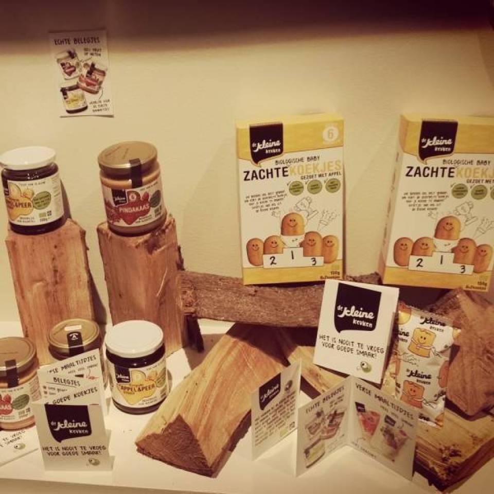 Wat producten uit de Kleine Keuken